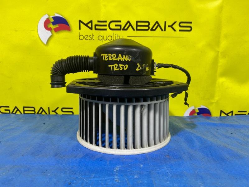 Мотор печки Nissan Terrano TR50 (б/у)