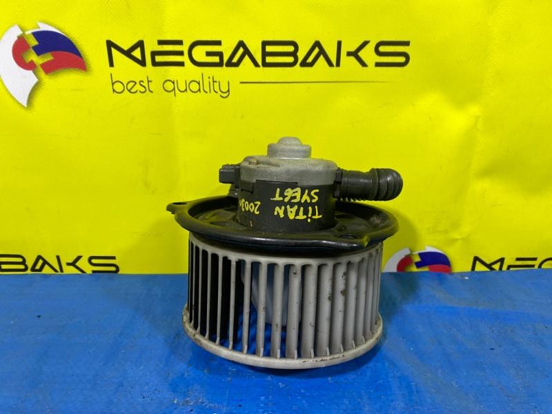 Мотор печки Mazda Titan SYE6T (б/у)