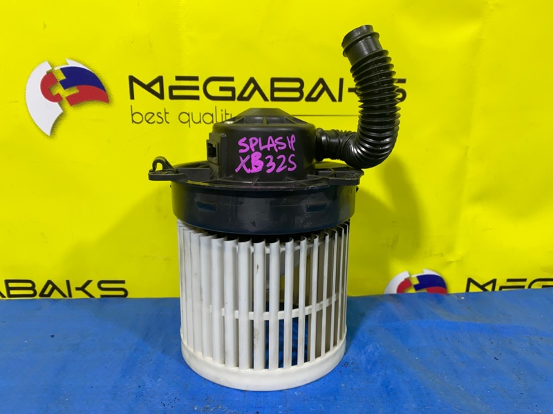 Мотор печки Suzuki Splash XB32S (б/у)