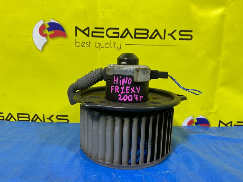 Мотор печки Hino Profia FR1EXY (б/у)