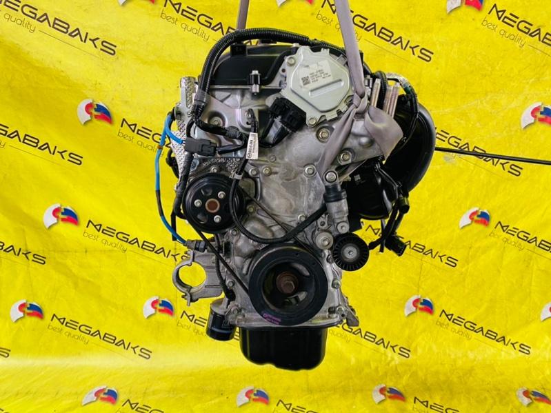 Двигатель Mazda Axela BM5FP P5-VPS 20226545 (б/у)