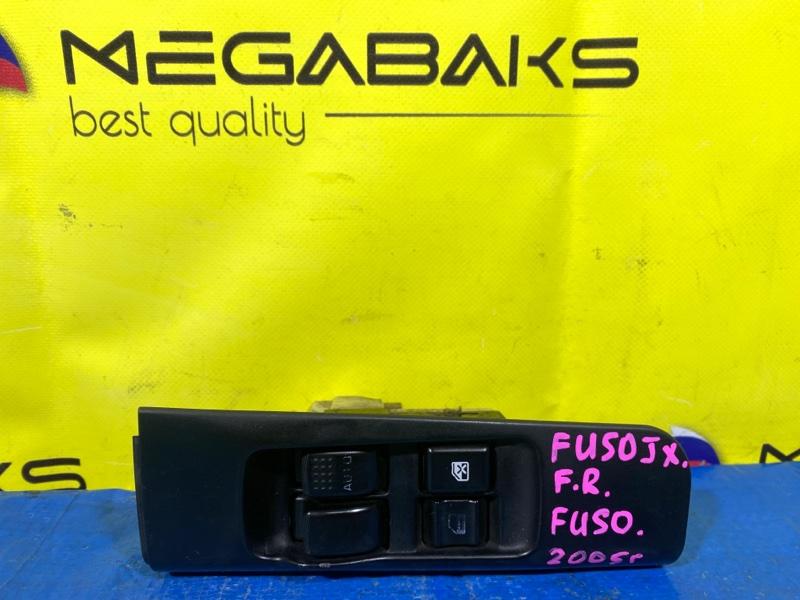 Блок упр. стеклоподьемниками Mitsubishi Fuso FU50 передний правый (б/у)