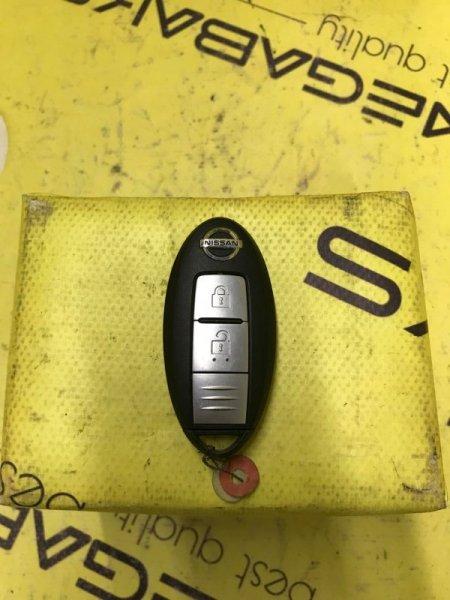 Ключ зажигания Nissan Juke (б/у)