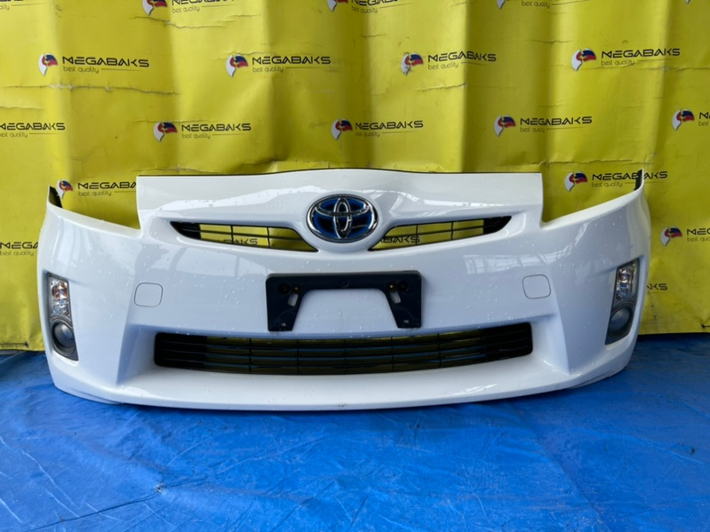 Бампер Toyota Prius ZVW30 передний I MODEL (б/у)