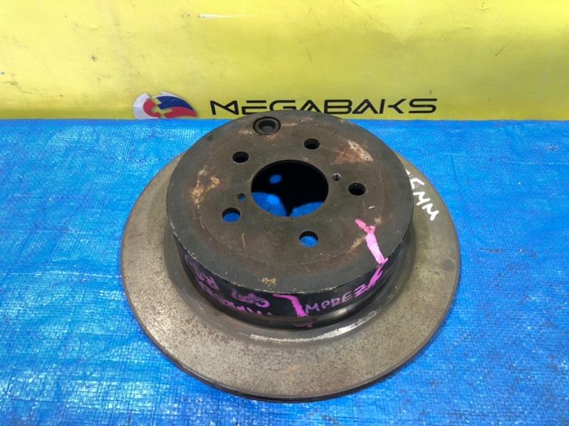 Тормозной диск Subaru Impreza GP7 задний 275мм (б/у)