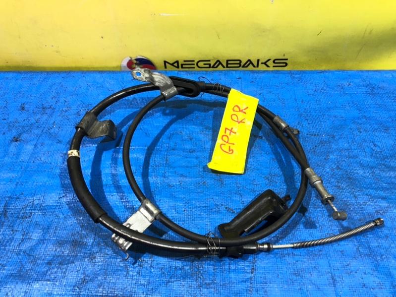 Тросик ручника Subaru Impreza GP7 задний правый (б/у)