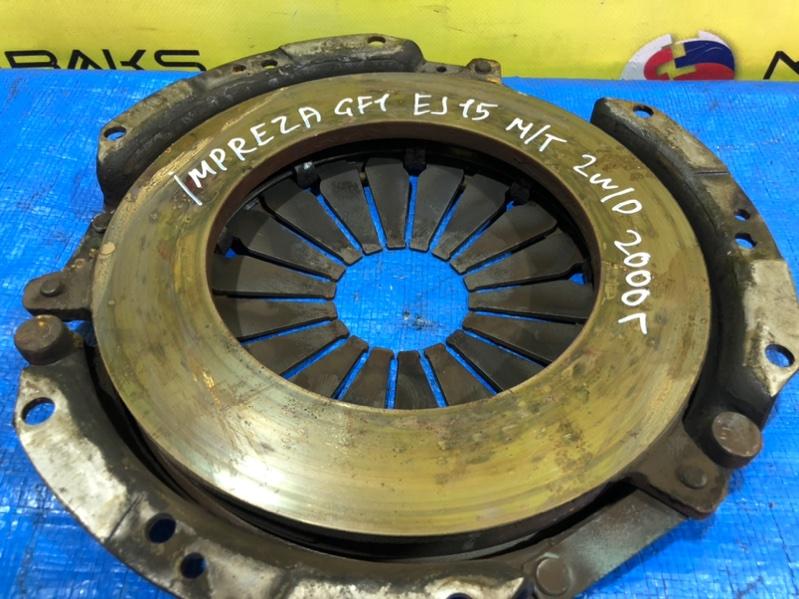 Корзина сцепления Subaru Impreza GF1 EJ15 (б/у)