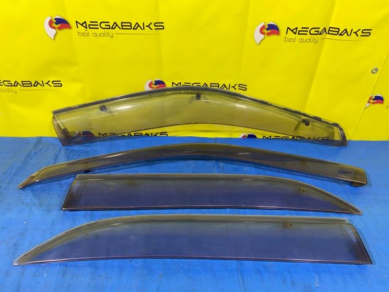 Ветровики комплект Nissan R'nessa N30 (б/у)