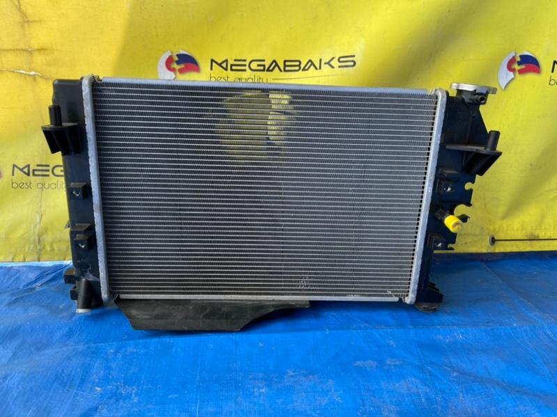 Радиатор основной Daihatsu Hijet S510P KF (б/у)