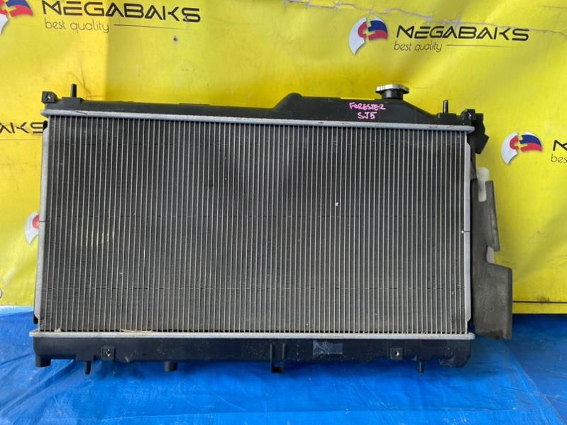 Радиатор основной Subaru Forester SJ5 FB20 (б/у)