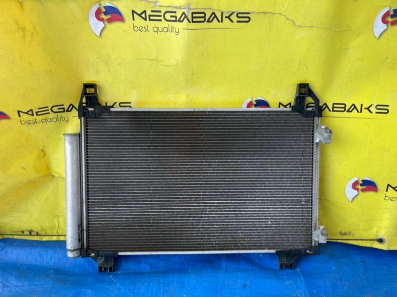 Радиатор кондиционера Toyota Vitz KSP130 1KR-FE 2012 (б/у)
