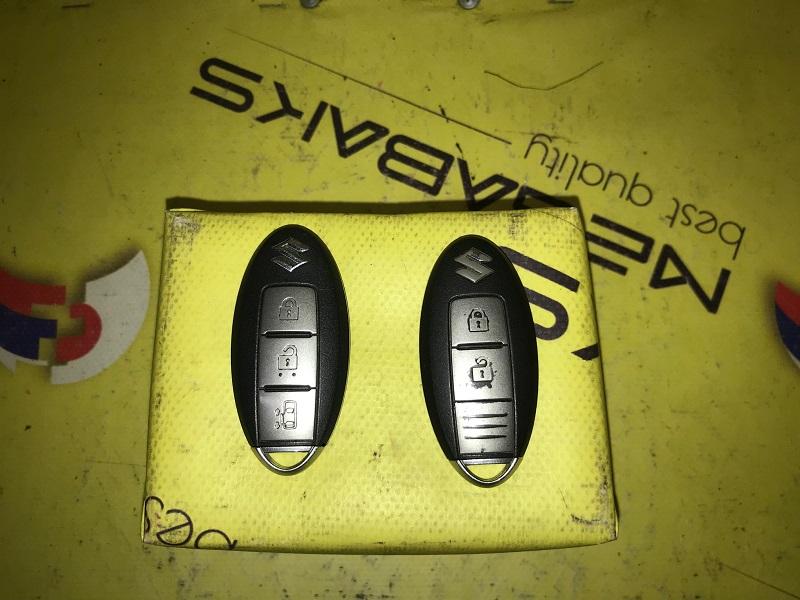 Ключ зажигания Suzuki BPAOB-22 (б/у)
