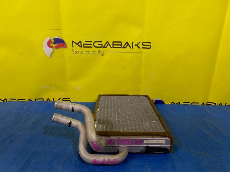 Радиатор печки Mitsubishi Pajero Io H77W (б/у)