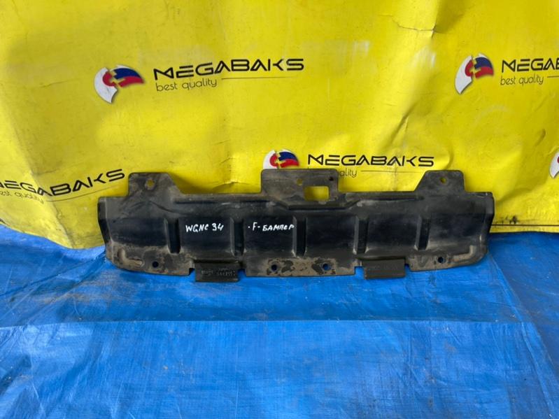 Защита бампера Nissan Stagea WGNC34 (б/у)
