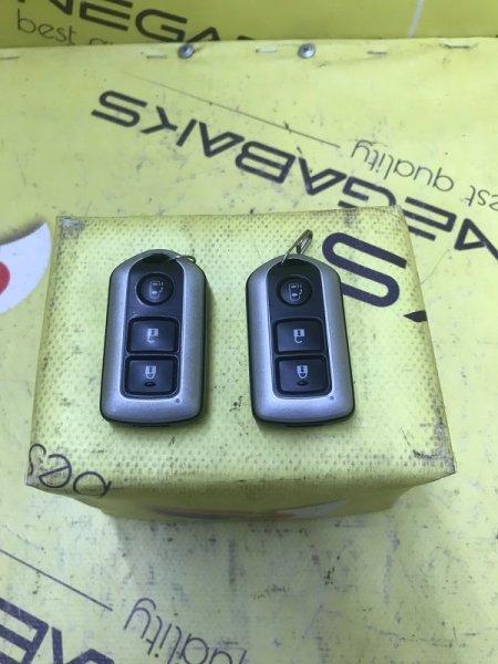 Ключ зажигания Toyota Porte NNP10 (б/у)