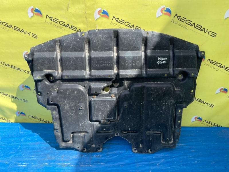Защита двигателя Toyota Mark X GRX120 (б/у)