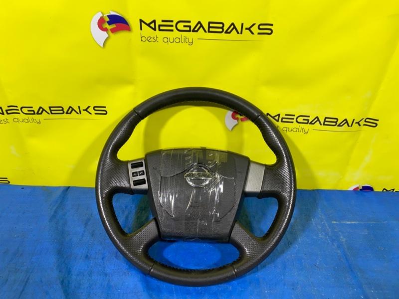 Руль Nissan Presage U31 (б/у)