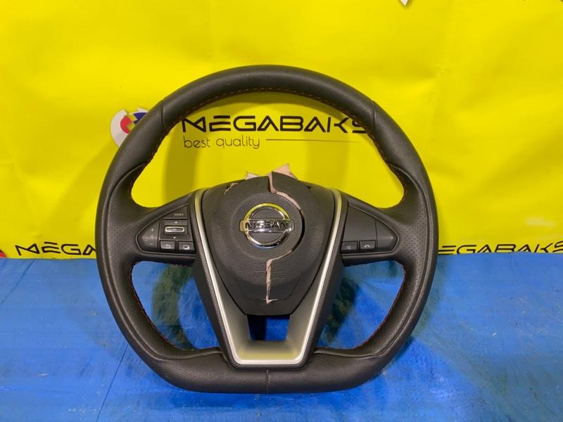 Руль Nissan Lannia U15Z (б/у)