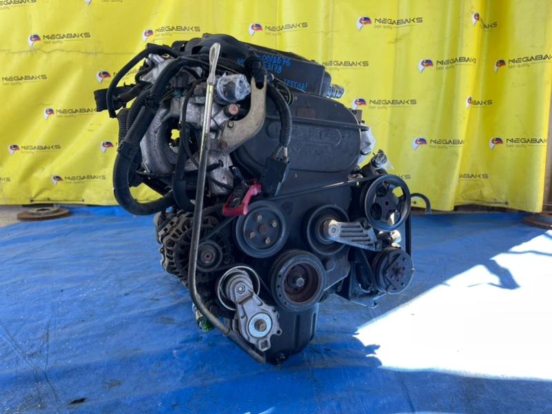Двигатель Mitsubishi Pajero Mini H58A 4A30T 453178 (б/у)