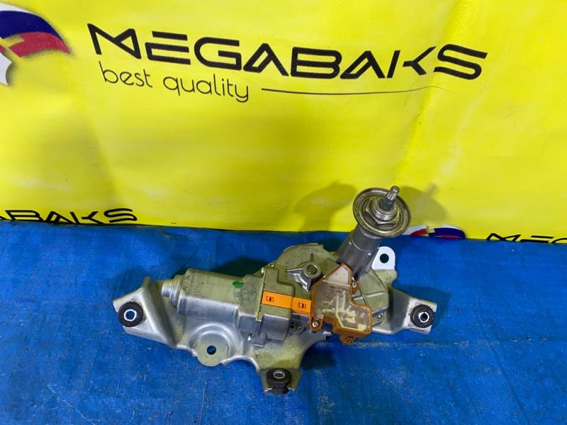 Мотор дворников Honda Stream RN6 задний (б/у)