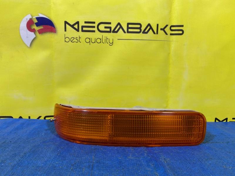 Повторитель бамперный Subaru Domingo FA8 правый 3353 (б/у)
