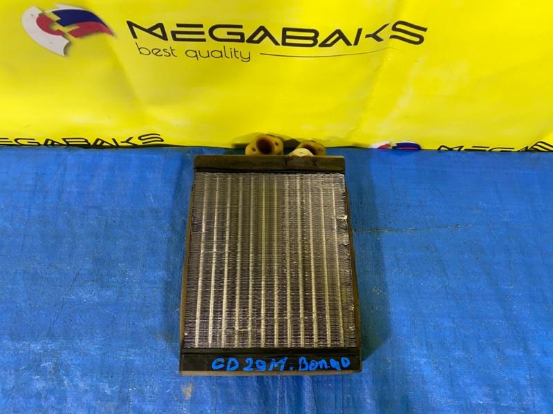 Радиатор печки Mazda Bongo Brawny SD29M (б/у)