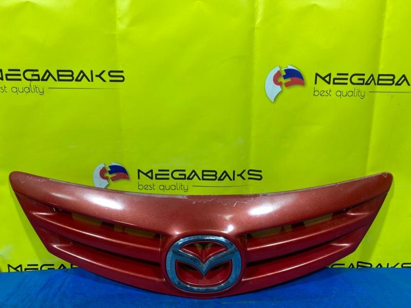 Решетка радиатора Mazda Axela BK3P (б/у)