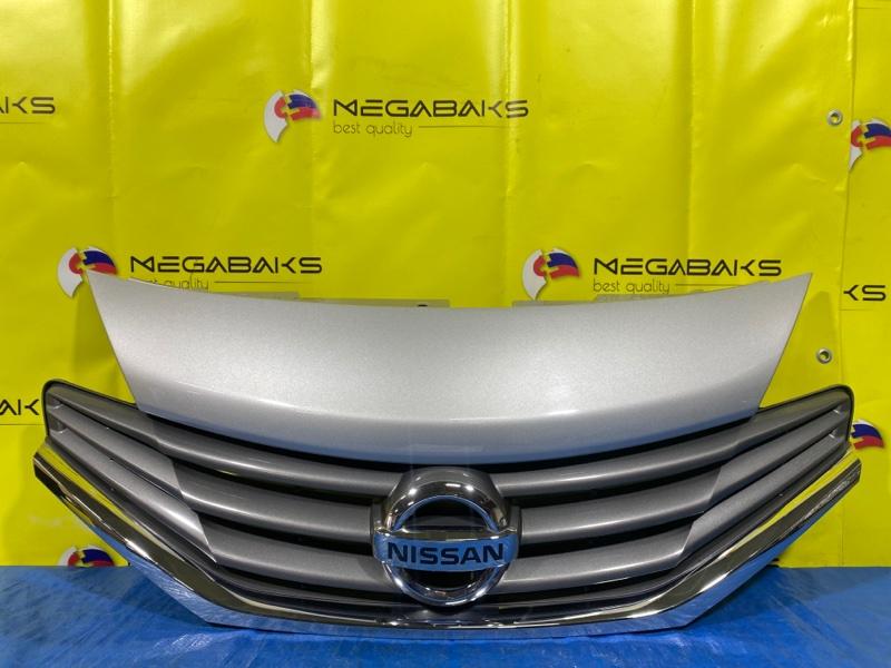 Решетка радиатора Nissan Note E12 CAMERA (б/у)