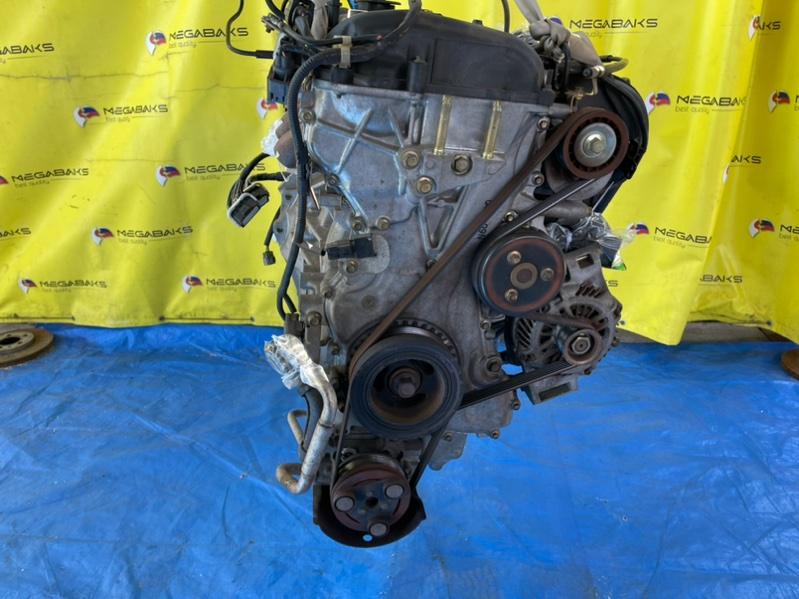 Двигатель Mazda Axela BKEP LF-DE 2004 345344 (б/у)