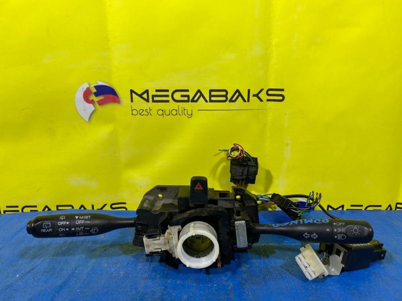 Блок подрулевых переключателей Subaru Domingo FA8 EF12 (б/у)