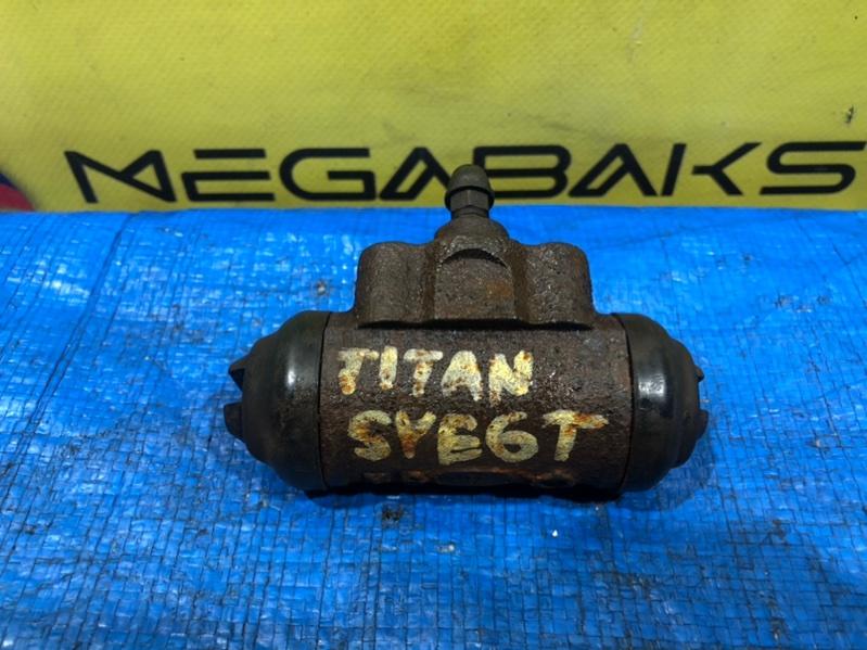 Тормозной цилиндр Mazda Titan SYE6T (б/у)