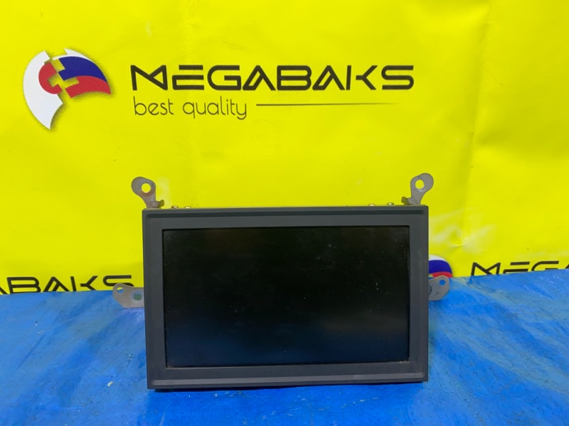 Монитор Mitsubishi Grandis NA4W 4G69 (б/у)