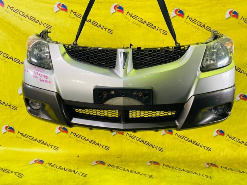 Nose cut Toyota Voltz ZZE138 1ZZ-FE 2002 01-14 (б/у)