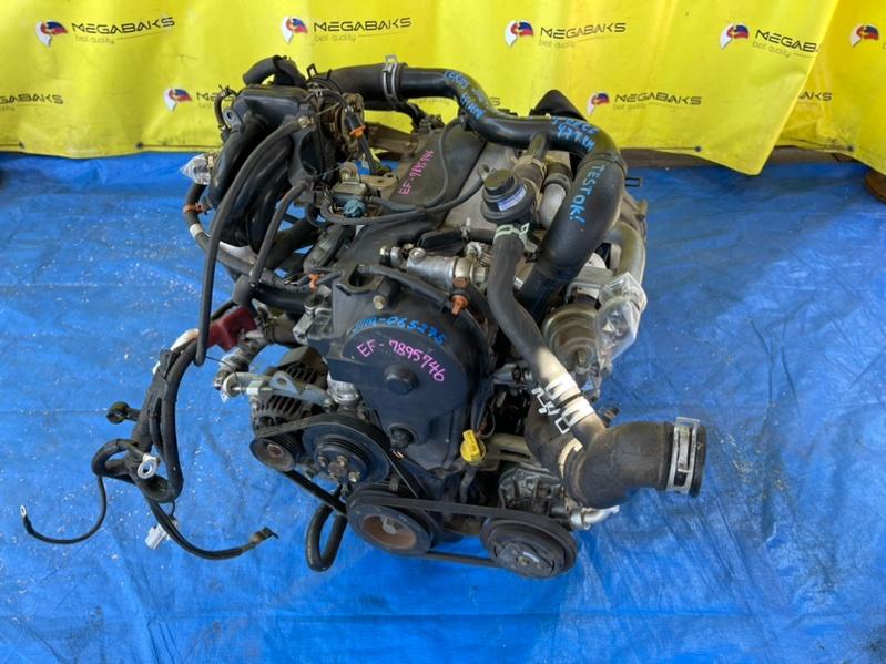 Двигатель Daihatsu Terios Kid J111G EF-DEM 7895746 (б/у)