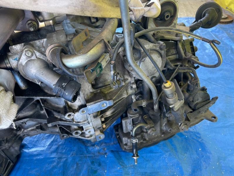 Акпп Nissan Presage TNU31 QR25DE RE4F04B FT46 (б/у)