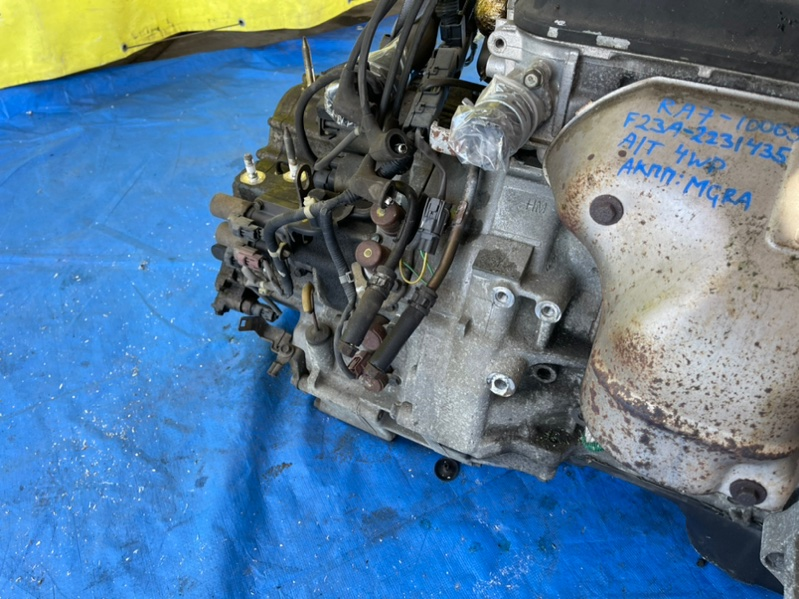 Акпп Honda Odyssey RA7 F23A 2000 MGRA (б/у)