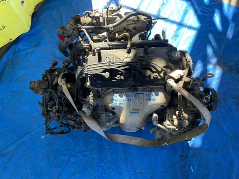 Двигатель Honda Odyssey RA4 F23A 2135549 (б/у)