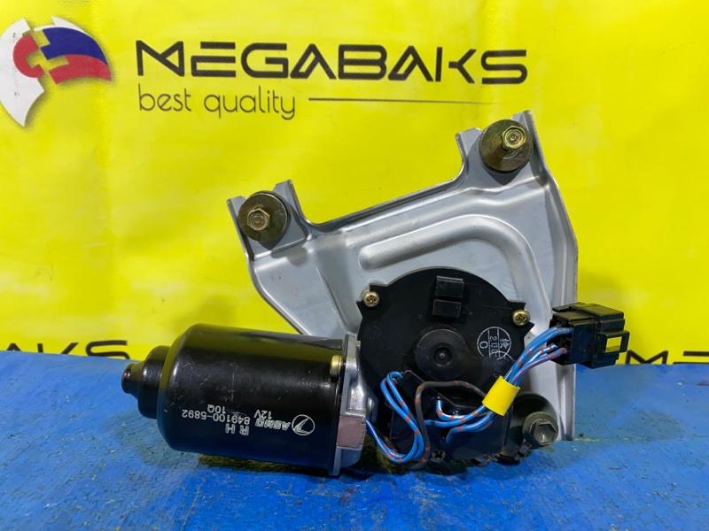Мотор дворников Subaru Domingo FA8 (б/у)