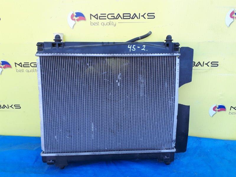 Радиатор основной Toyota Spade NCP141 1NZ-FE (б/у)