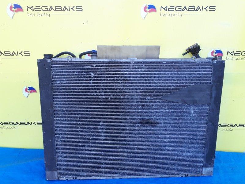 Радиатор основной Toyota Alphard ANH20 2AZ-FE (б/у)