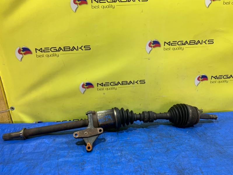 Привод Nissan Serena TC24 QR20DE передний правый (б/у)
