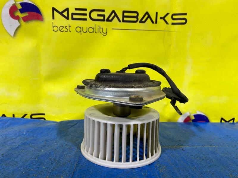 Мотор печки Subaru Domingo FA8 задний (б/у)