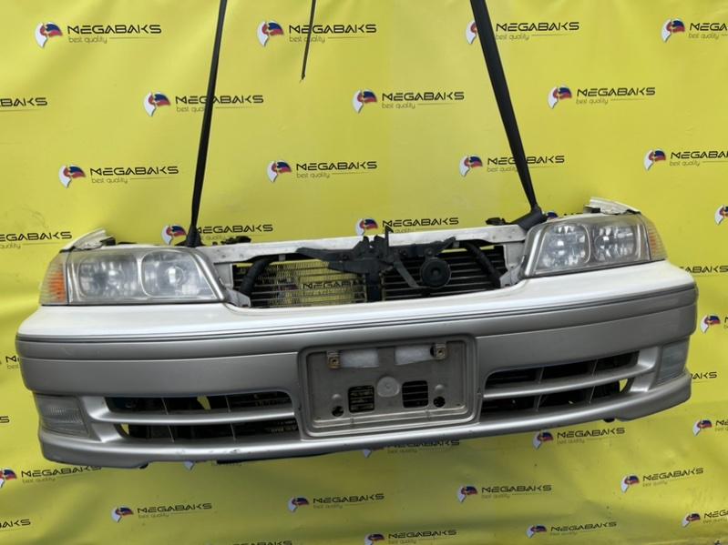 Nose cut Toyota Mark Ii Qualis MCV25 2MZ-FE ФАРА №33-35 (б/у)