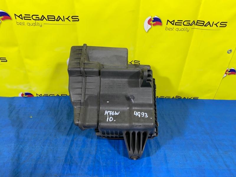 Корпус воздушного фильтра Mitsubishi Pajero Io H76W 4G93 (б/у)