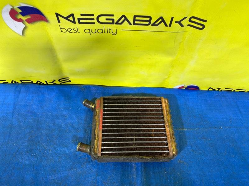Радиатор печки Subaru Domingo FA8 задний (б/у)