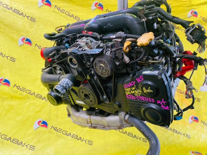 Двигатель Subaru Legacy BL5 EJ20Y 2006 C783133 (б/у)
