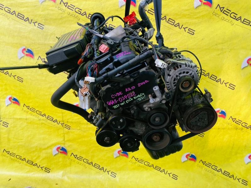 Двигатель Nissan Cube AZ10 CGA3DE 2000 039222 (б/у)