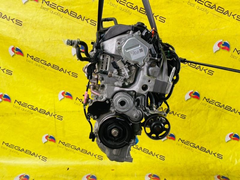 Двигатель Honda Fit GK3 L13B 2015 3300441 (б/у)