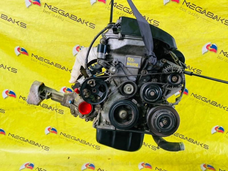 Акпп Toyota Voltz ZZE138 1ZZ-FE 2002 U341F 03A (б/у)