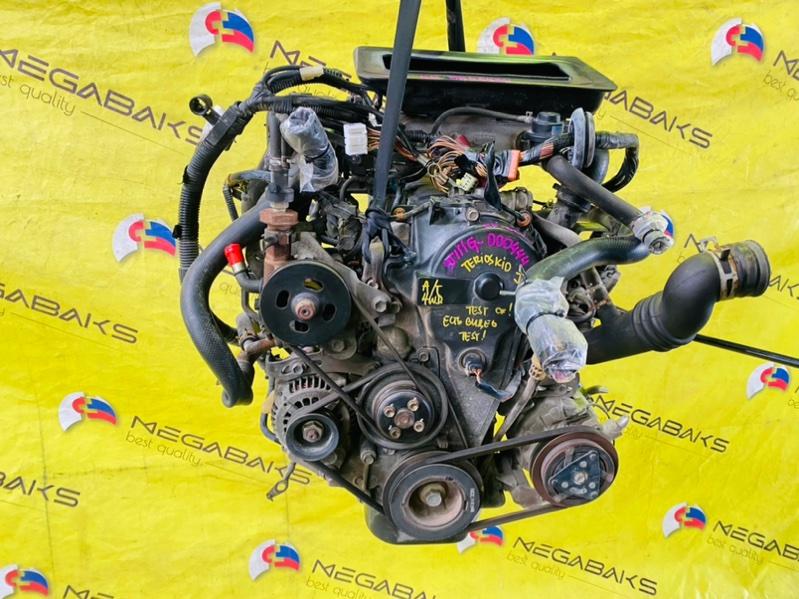 Двигатель Daihatsu Terios Kid J111G EF-DET 1999 5555536 (б/у)